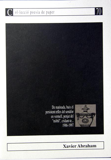 Portada del llibre